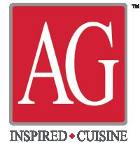 AG Inspired Cuisine Logo